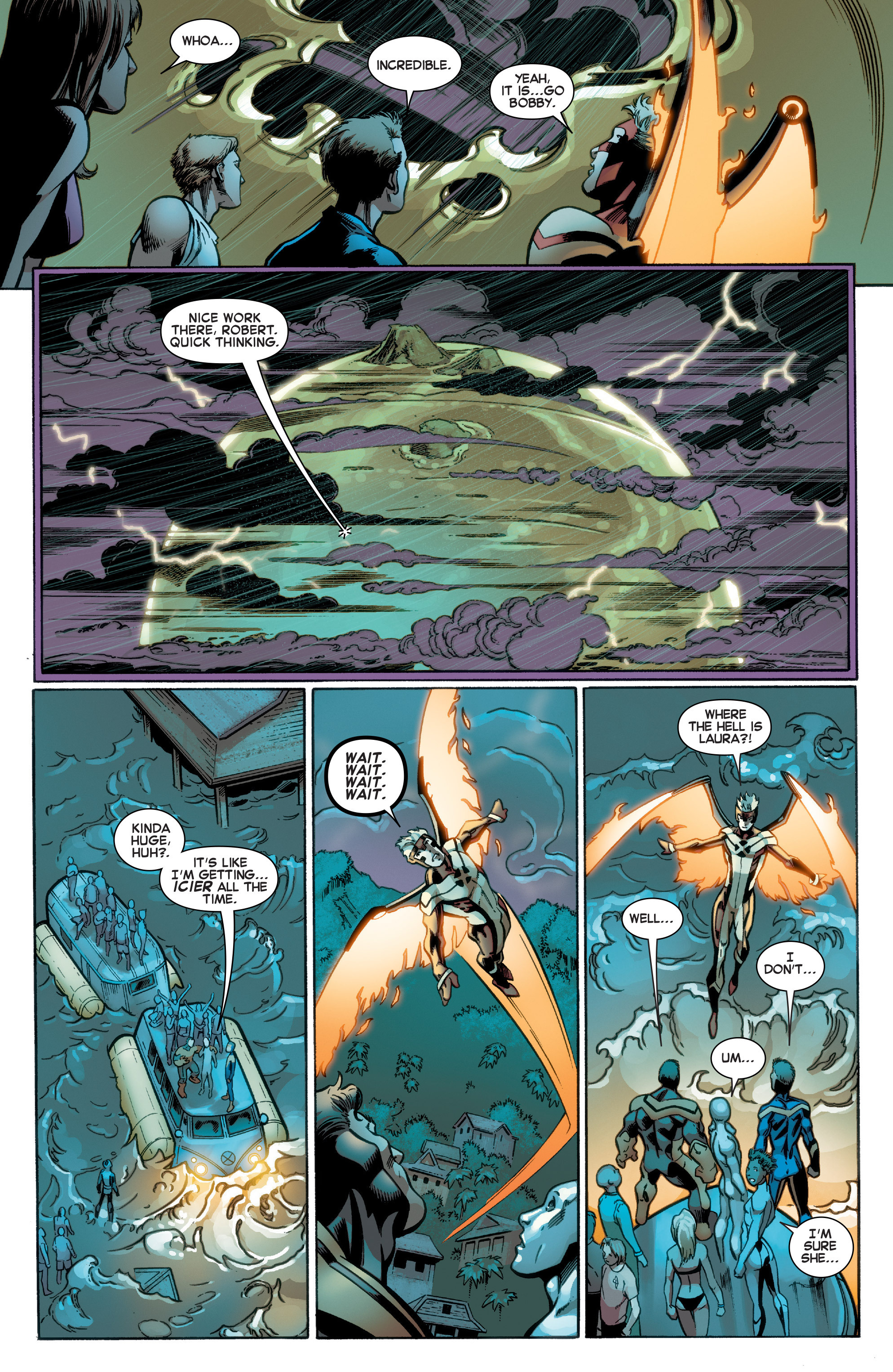 All-New X-Men (2016) Issue #4 #6 - English 13