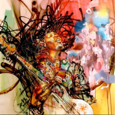 David Choe Graffiti