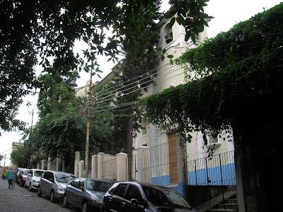 Barrio Santa Teresa, Rio de Janeiro, Brasil, La vuelta al mundo de Asun y Ricardo, round the world, mundoporlibre.com