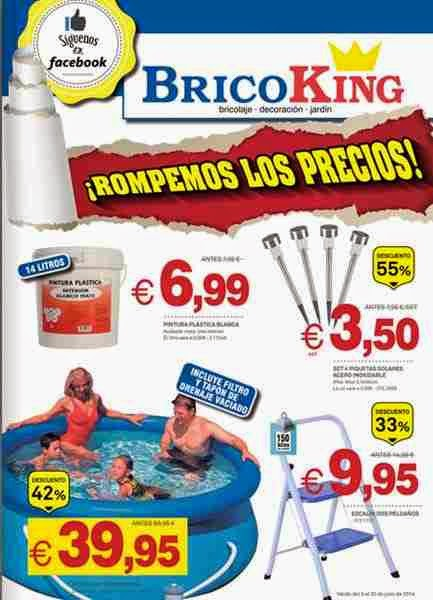 catalogo de ofertas bricoking 9-7-2014
