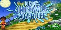 Приключения Диего под водой - Diego Underwater Adventure