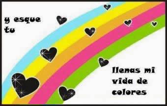 imagen de arcoiris