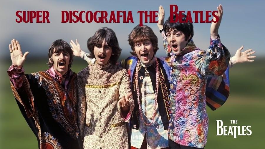 Super Discografia The Beatles