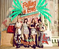 Download 2NE1 Falling in Love (2013.07.08)