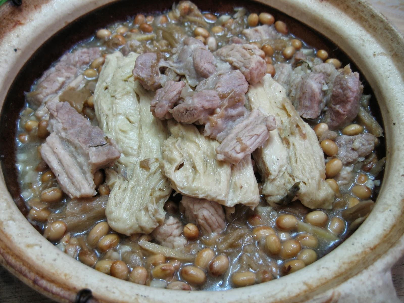 Sumptuous Flavours Farmhouse Stew 家乡焖 猪肉