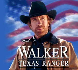 ... do Walker, O Ranger do Texas