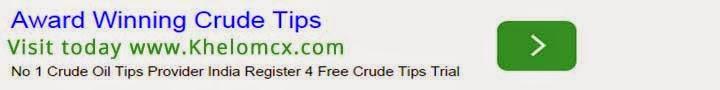 MCX Crude Oil Tips
