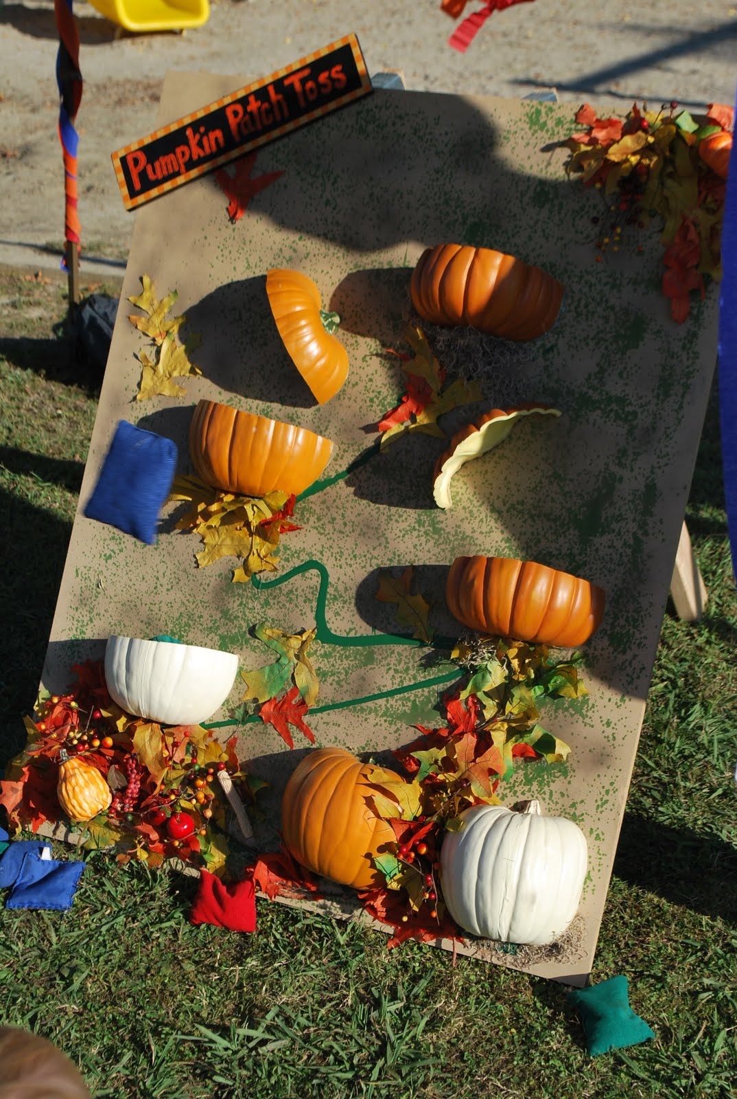 Attractive Fall Festival Games For Preschoolers Part - 3: Familylicious Preschool Projects