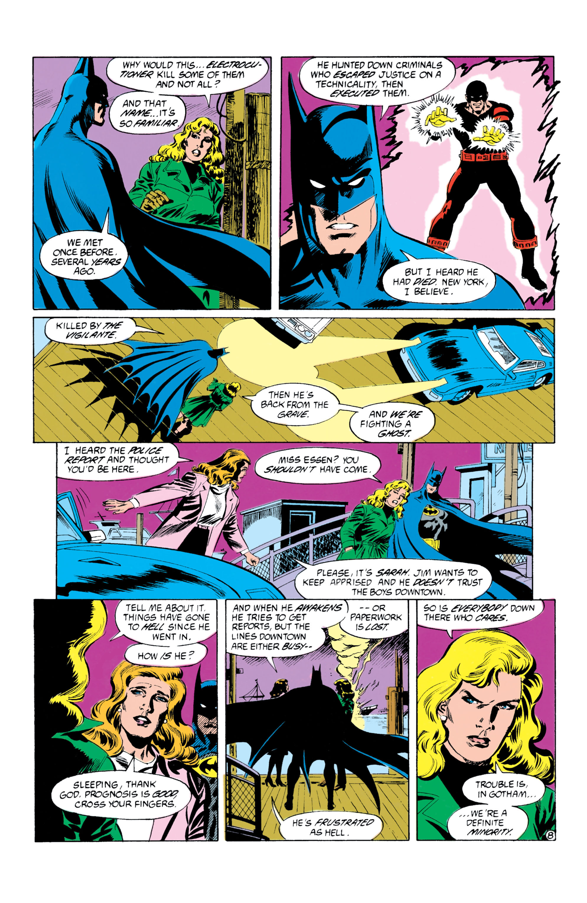 Detective Comics (1937) Issue #626 Page 9