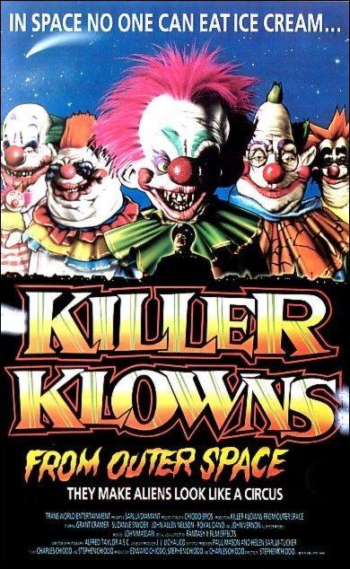 Caspacine (3): Killer Klowns