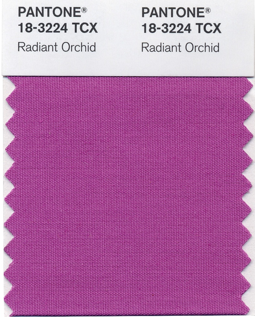 Pantone Radiant Orchid Colour of the year What others are saying