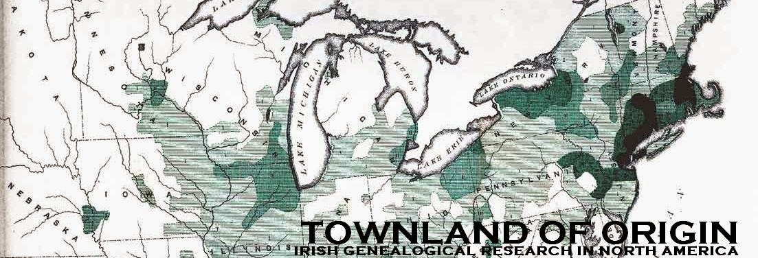 Townland of Origin