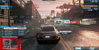 Need For Speed Most Wanted 2012 screenshots