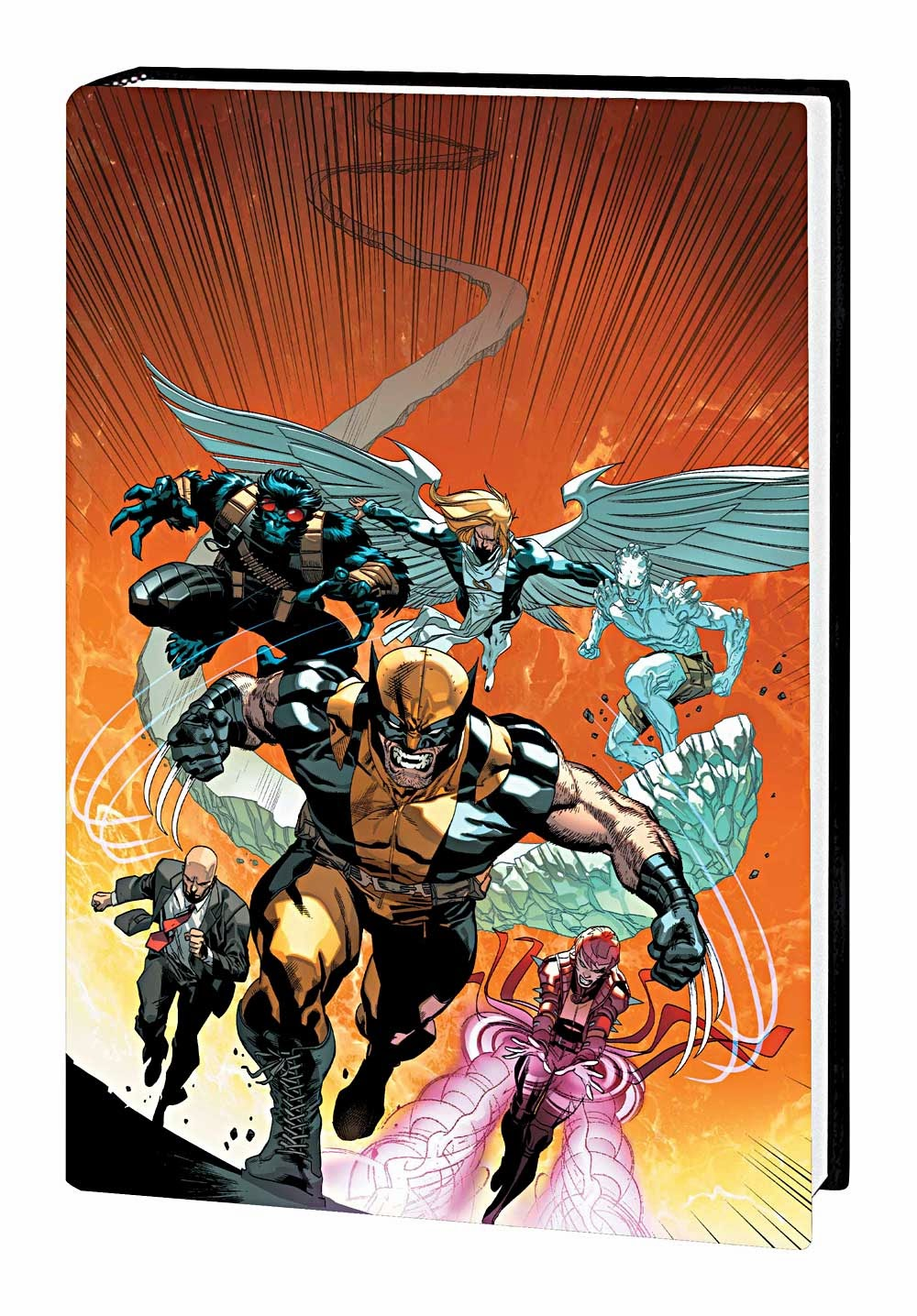 Review: Wolverine and the X-Men Volume 4