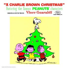 chistmastime is here charlie brown christmas mp3 lyrics