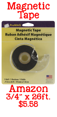 teachers helpers, classroom magnets, magnetic tape