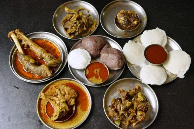 Bangalore Traditional Foods