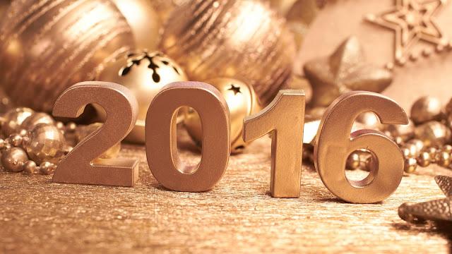 Feliz 2016 Dorado