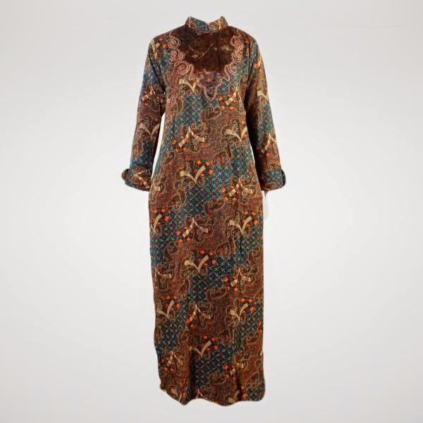 Baju Gamis Batik Muslim