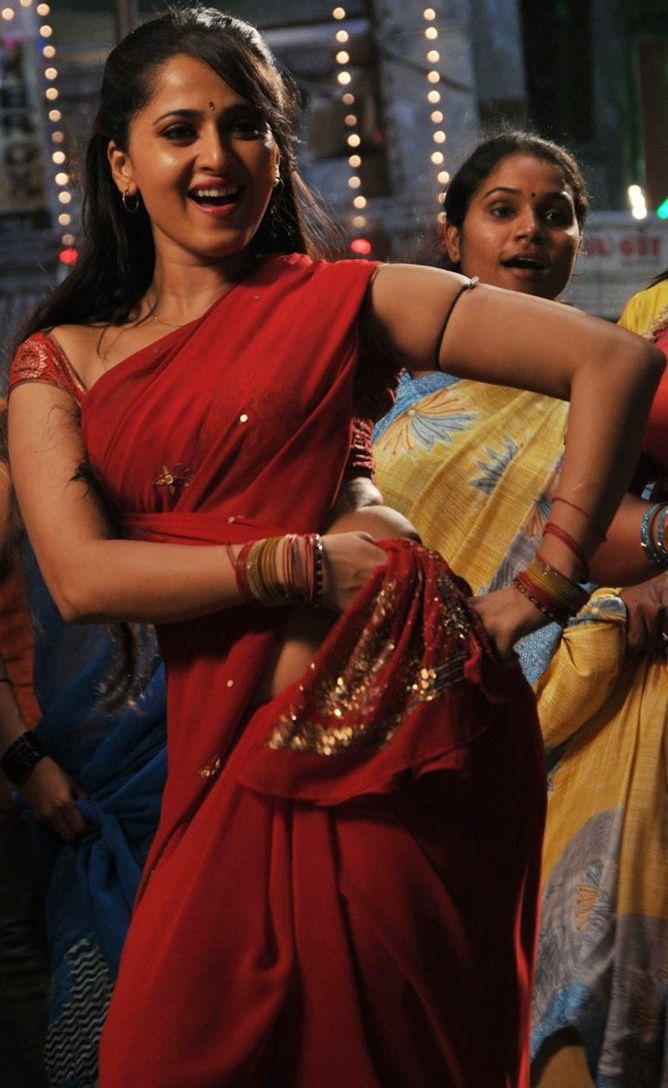 Face Gellary: In Recording Studio Actress Anushka Shetty