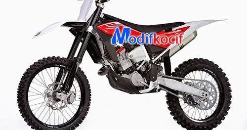 Gambar Modifikasi Motocross Trail Motor Honda 2017
