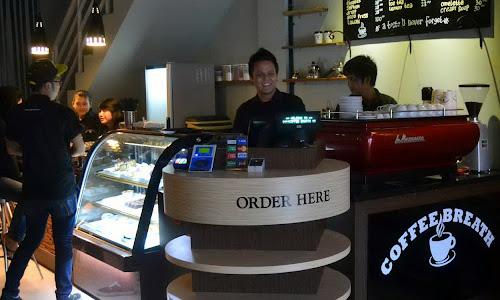 Coffee Breath Cafe Kemang, Cita Rasa Kopi Premium Lokal