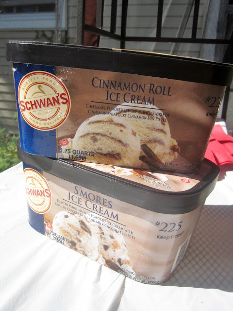 Schwan's Ice Cream Party