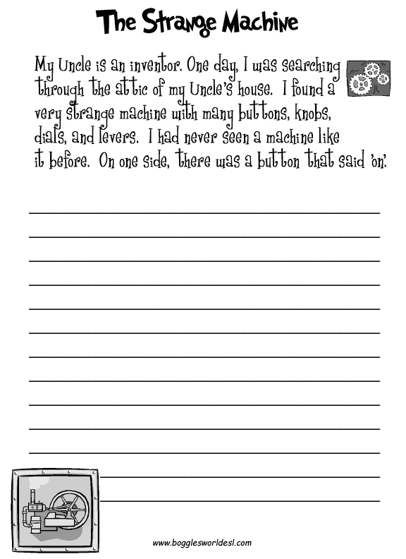 2nd grade journal writing prompts Use these daily writing prompts for 2nd grade students as a fun way to get your class interested in writing and to help them develop their language skills.