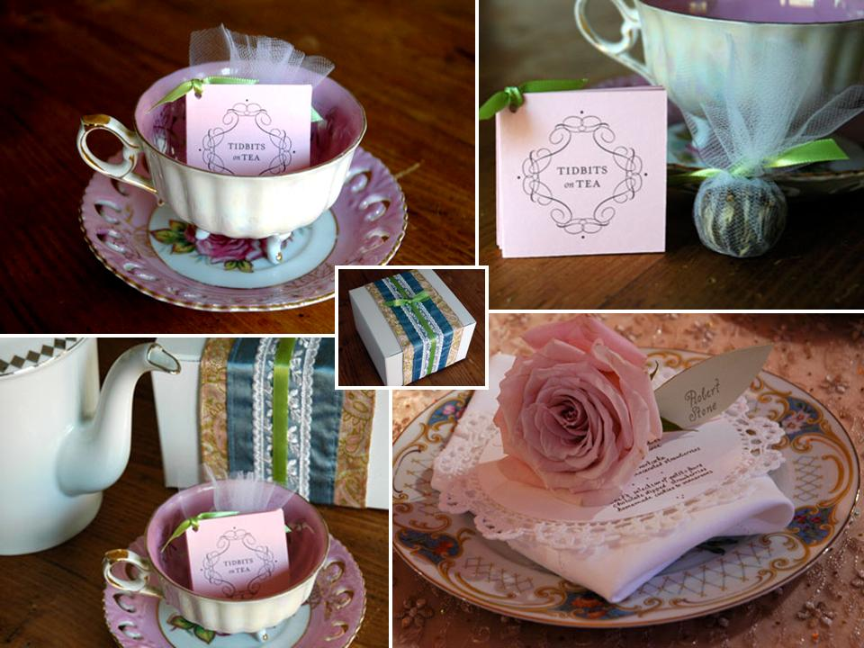 Offers wedding tea favors and personalized bridal tea favor gifts that are imprinted with the bride and groom's name and wedding date or the bride's name and shower date depending on how you use them.