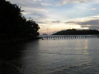 Sejarah Asal Usul Awal Pantai Carocok Painan