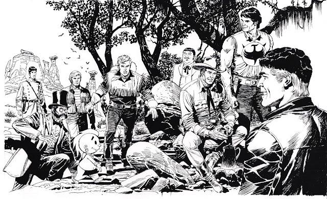 Variant cover del N. 600 di Zagor - Pagina 6 P3M34