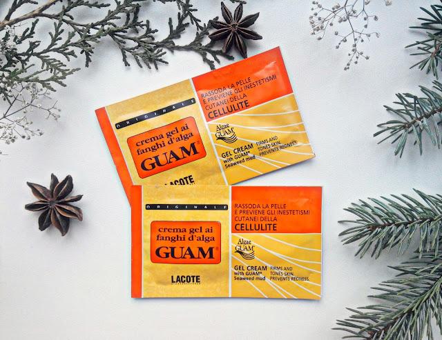 GUAM Подтягивающий антицеллюлитный гель