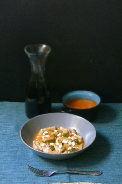 gkogkes: pasta tradizionale della Lakonia