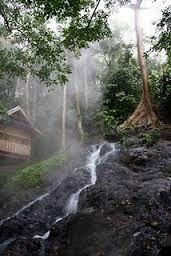 Sumber Air Panas Lejja