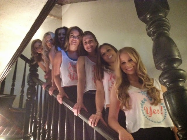St Francis Inn Loves Bachelorettes! 7  Bachelorette+Party+2014+March+29+Cottage+Hattaway St. Francis Inn St. Augustine Bed and Breakfast