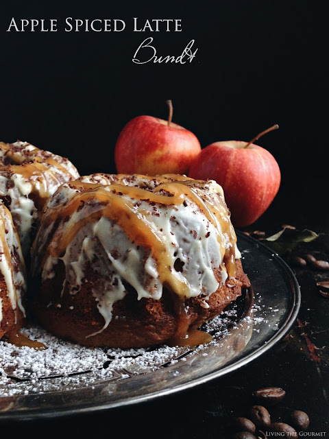 apple spiced latte bundt cake recipe