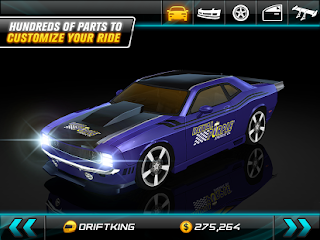 Drift Mania: Street Outlaws v1.0.2 Mod Money for Android