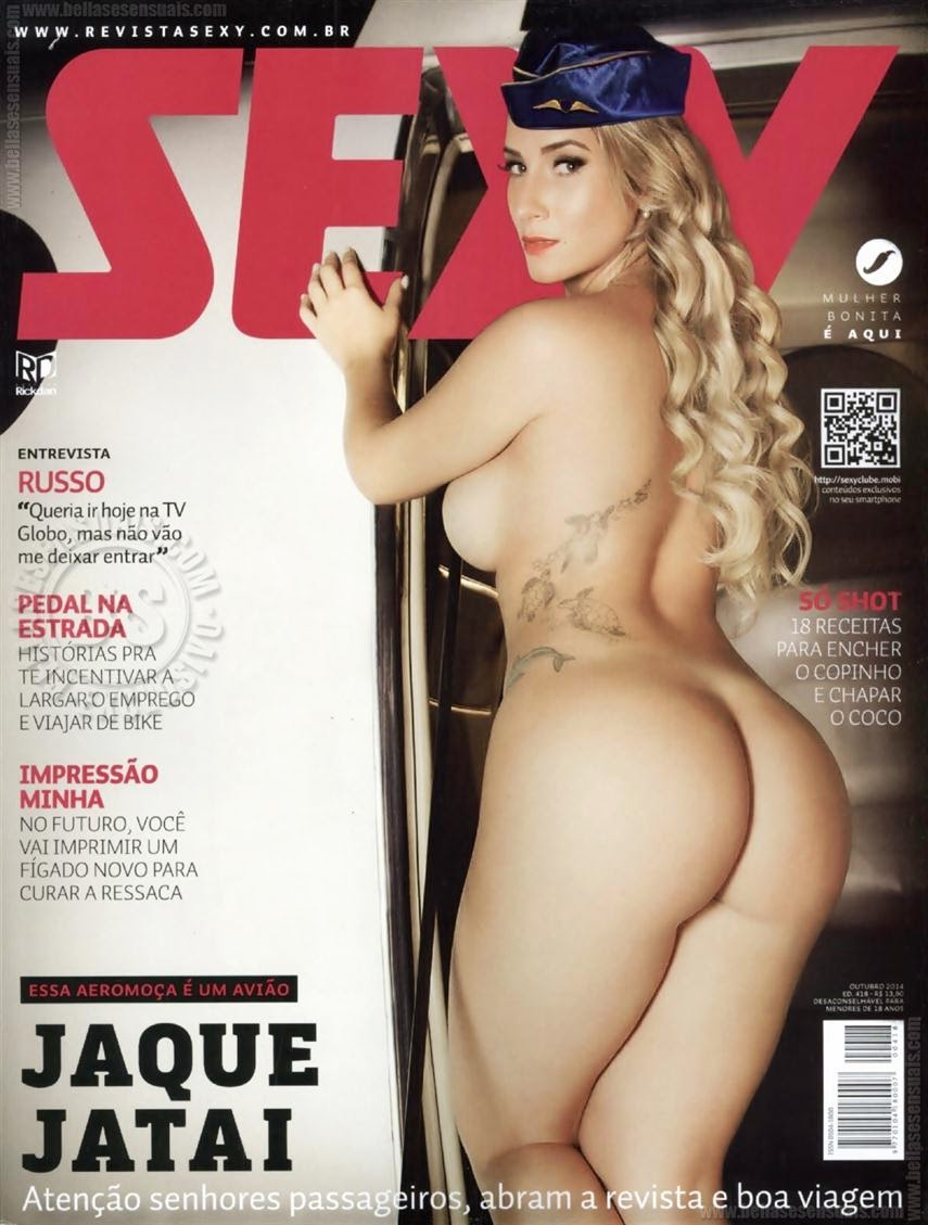Download Revista Sexy Jaque Jatai Outubro 2014 Torrent