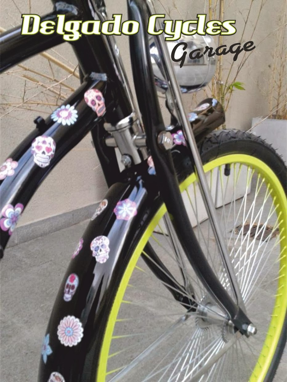 Bicicleta Cruiser Tattoo.