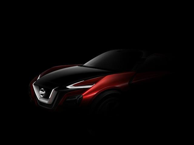 2015 Nissan Z Crossover Concept Frankfurt