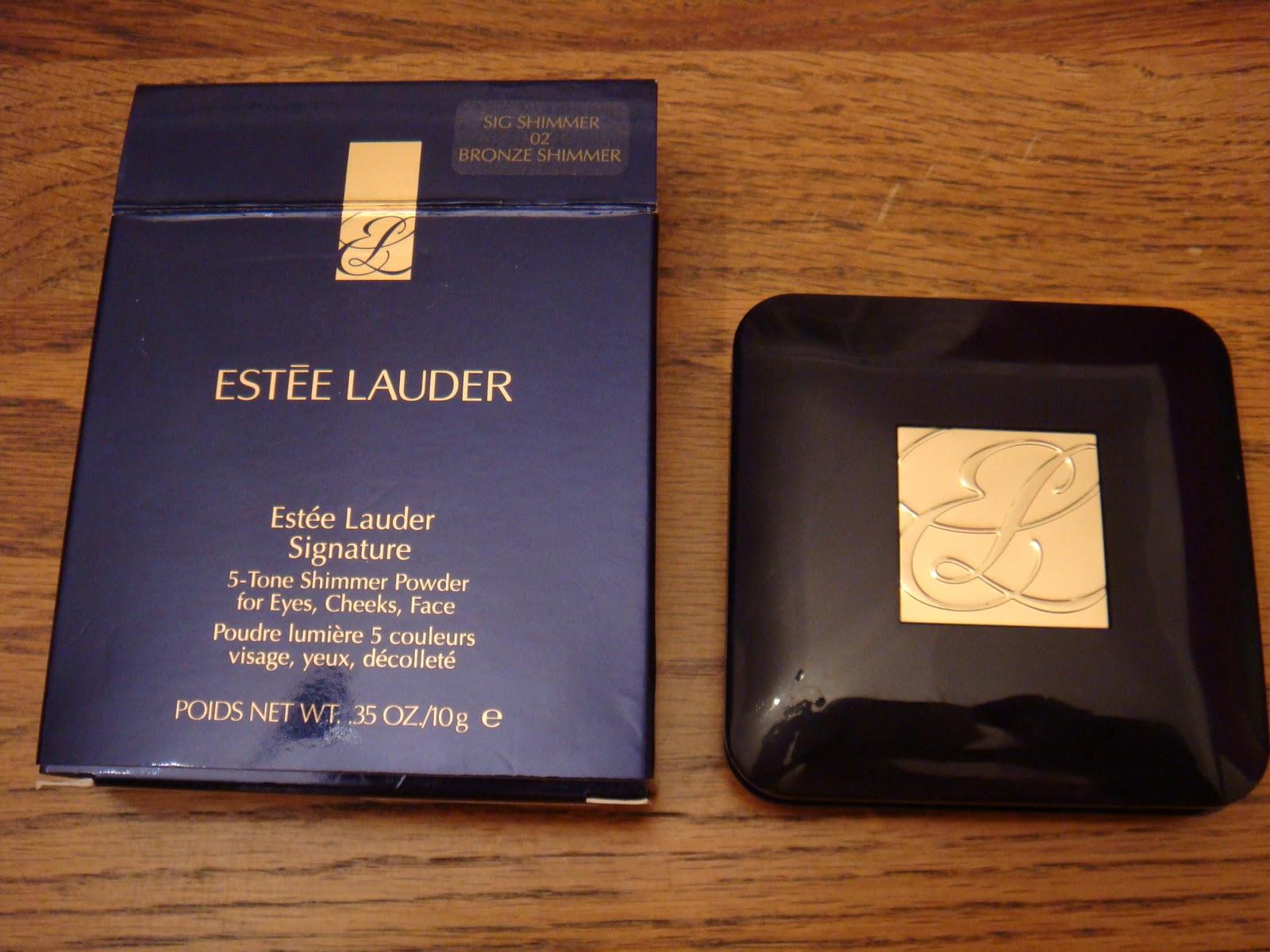 Шиммер estee lauder, Шиммер Estee Lauder Signature Bronze Shimmer отзывы 10 фотография