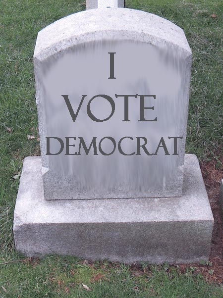 democratic voter fraud