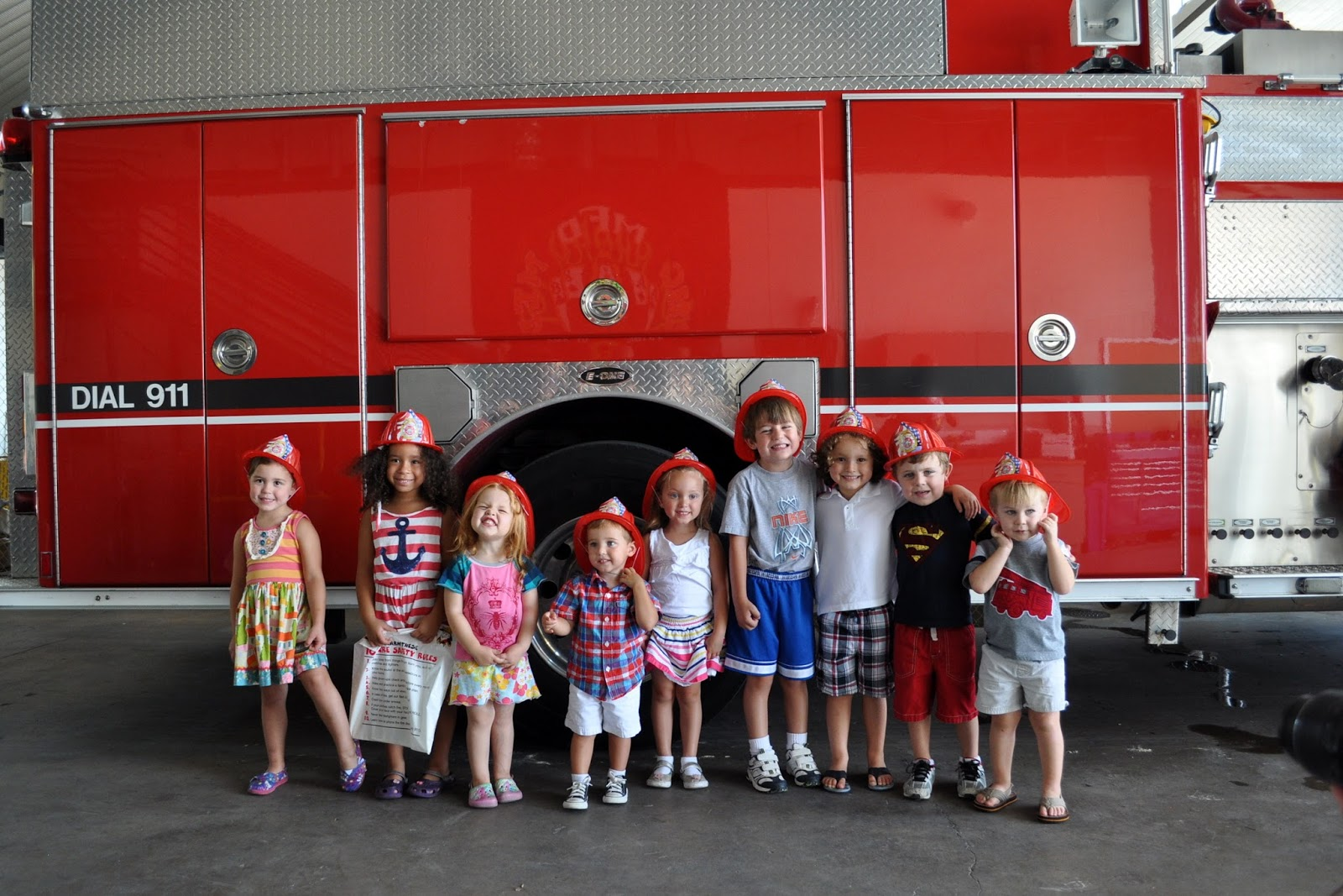 visit to a fire station A great trip to the fire station is a wonderful experience for your little boy or girl in this book they learn how important fire prevention and fire safety can be at the station, they get to meet real firefighters and take a tour.