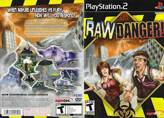 Download Game Raw Danger PS2 Ful Version Iso For PC | Murnia Games