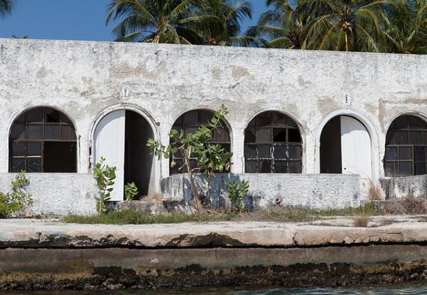 Conoce la isla abandonada del narcotraficante Pablo Escobar