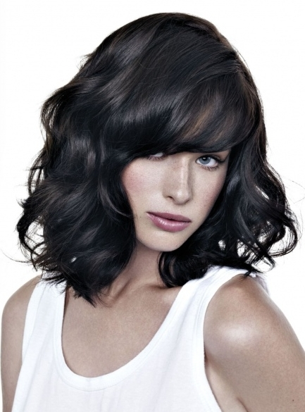 chic medium haircuts 2013 for women hairstyles and fashion