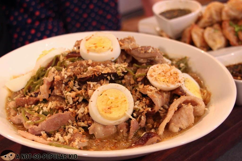 Soba Noodle Soup by Chef Boy Logro