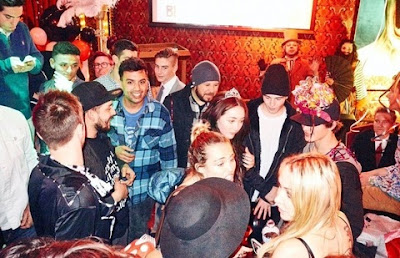 Photos from Miley Cyrus sister, Noah's ''HORROR' themed birthday party