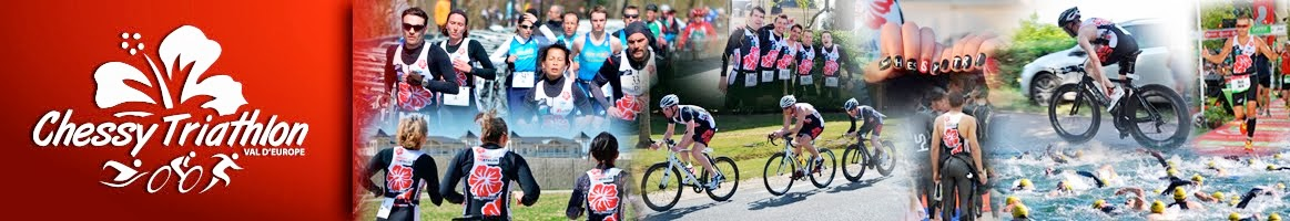Chessy Triathlon Val d'Europe