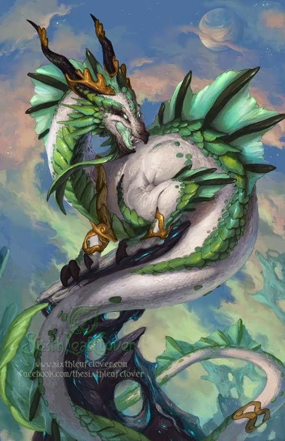 Zodiaco Dragon Signo Capricornio
